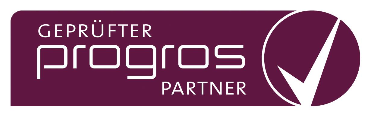 Hotelscape´s Partner-Zertifikat von progros